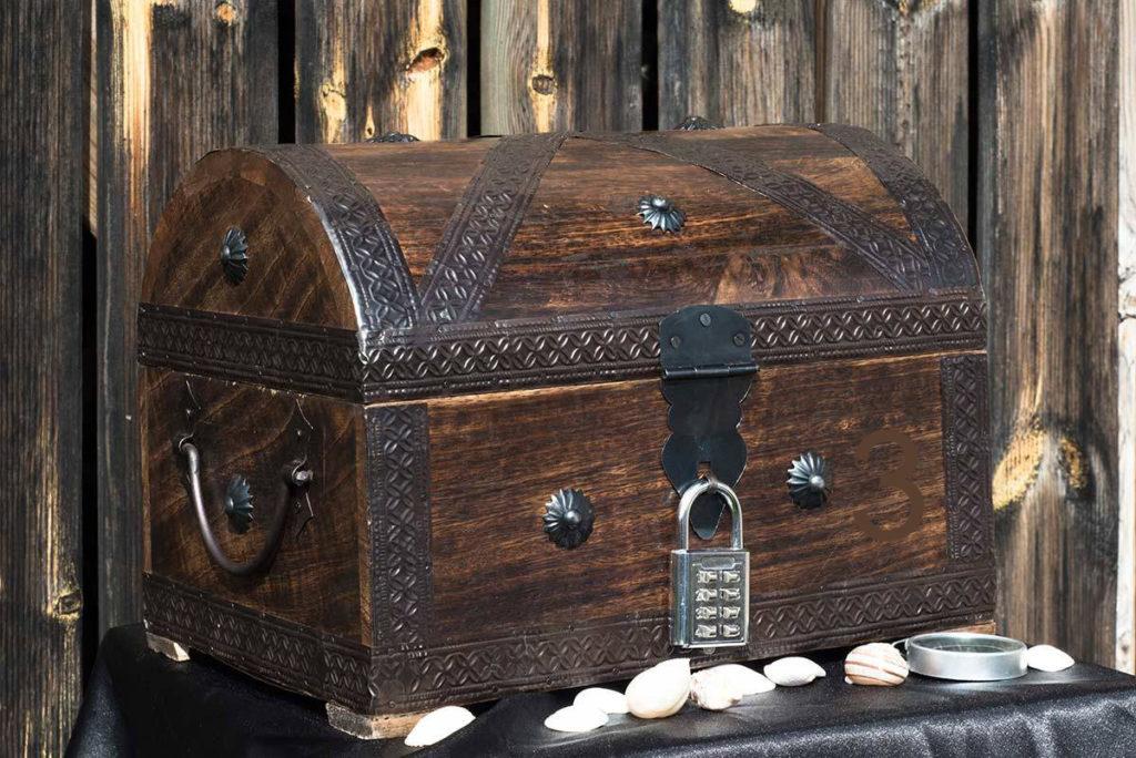 Le Coffre unbox